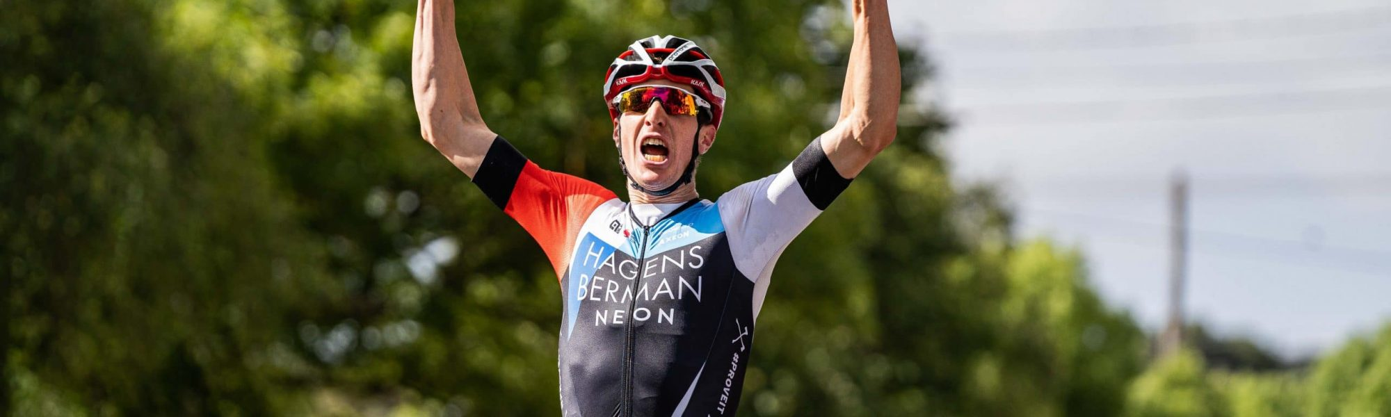 Picture by Zac Williams/Cycling Australia - 11/01/2020 - Cycling - Road Nationals 2020 - Buninyong, Australia - Elite Under 23 Mens National Road Race -
