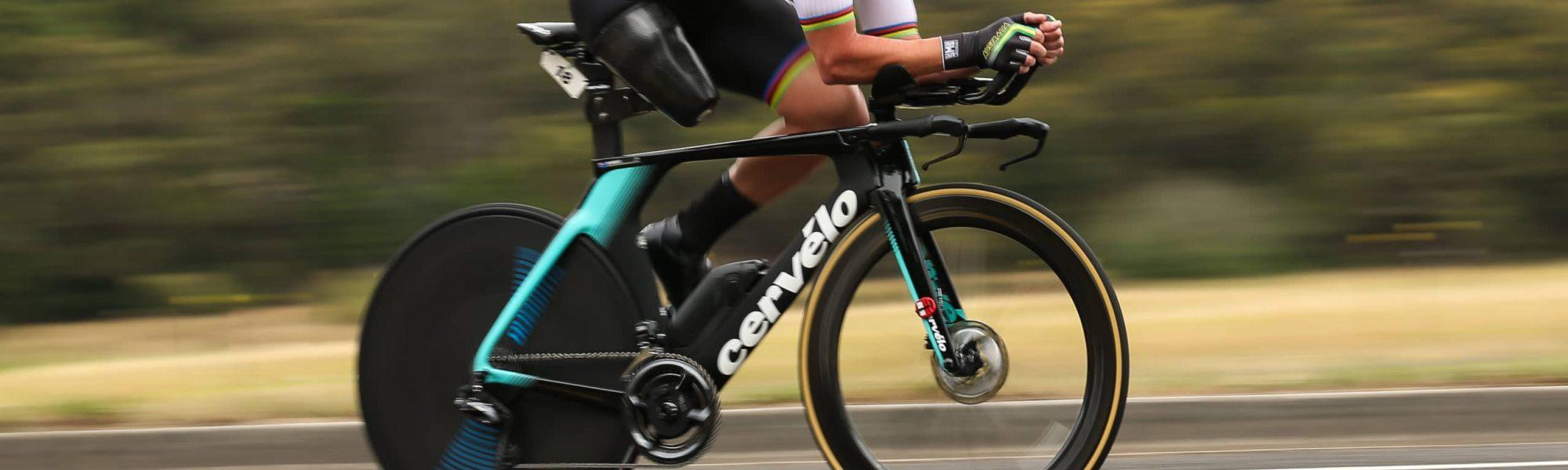 4/2/21-Ballarat/Buninyong AusCycling2021 Federation University Road National Championships  Para-Cycling Individual Time Trial  (Photo by Con Chronis/AusCycling)